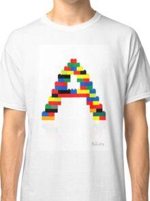 """A"" Classic T-Shirt"