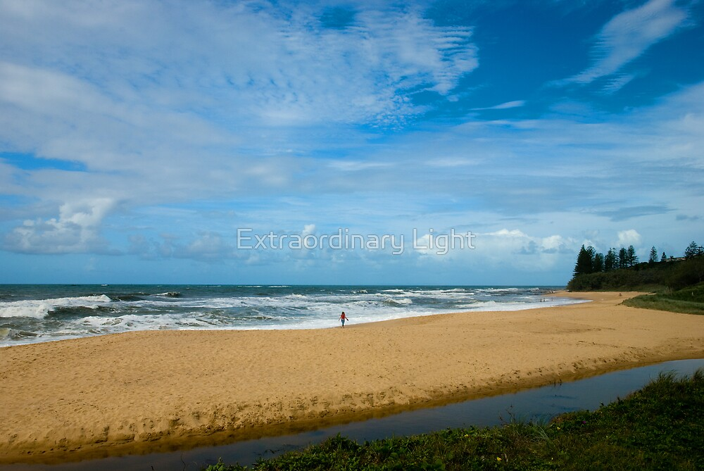Empty Beach by Renee Hubbard Fine Art Photography