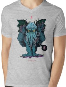Strange Aeons Mens V-Neck T-Shirt