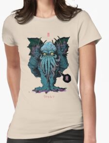 Strange Aeons Womens Fitted T-Shirt