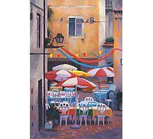 Lisbon Terrace Photographic Print