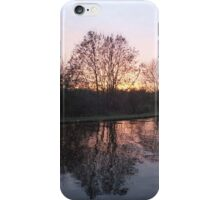 Purple Haze Sunset iPhone Case/Skin