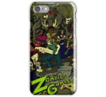 Zombies of Ganesha iPhone Case/Skin