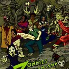 Zombies of Ganesha by Kravache