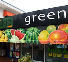 The Edge Green Grocer by tomcosic