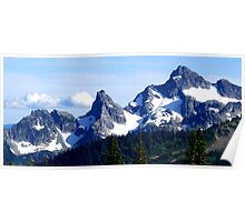 Goat Island Panoramic Poster