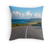 Amazing view - Innes National Park - South Australia Throw Pillow
