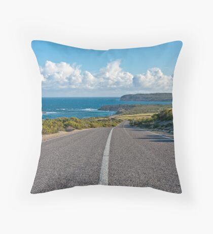 Amazing view - Innes National Park - South Australia Throw Pillow