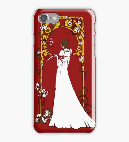 Lizzy's pride iPhone Case/Skin