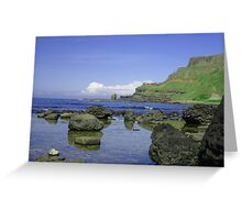 Giants Causeway, Northern Ireland Greeting Card