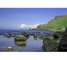 Giants Causeway, Northern Ireland Photographic Print