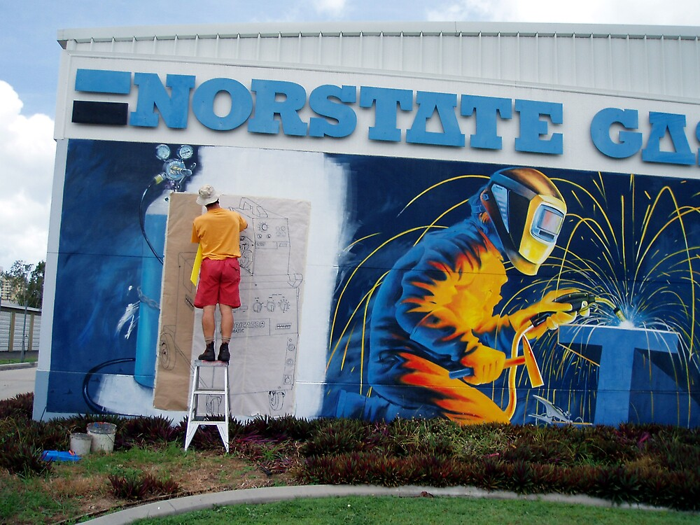 Norstate Gas by tomcosic