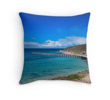Stenhouse Bay - Yorke Peninsula - South Australia Throw Pillow