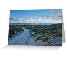 Innes National Park Landscape - Yorke Peninsula Greeting Card