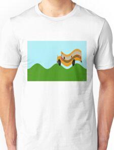 School bus Unisex T-Shirt