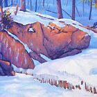 Winter Shapes by Artboy2009