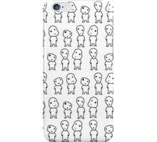 Mononoke Pattern iPhone Case/Skin