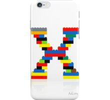 """X"" iPhone Case/Skin"