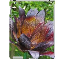 Flower Sculpture iPad Case/Skin