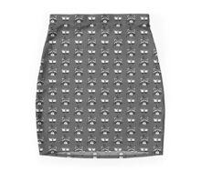 Raccoon  Mini Skirt