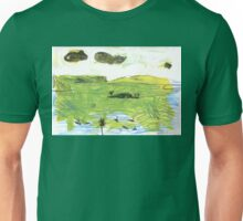 Three Clouds Over Sydney Heads Unisex T-Shirt