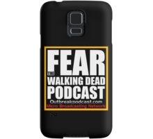 FEAR Podcast Samsung Galaxy Case/Skin