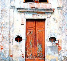 Old Door by Lucas Himovitz