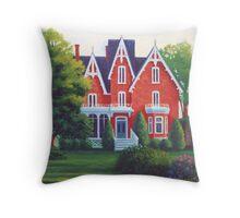 Picton House Throw Pillow