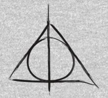 TShirtGifter Presents: Deathly Hallows symbol