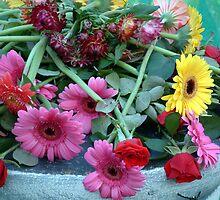 Flower Offering by jakking