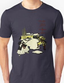 Samourais in the snow T-Shirt