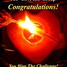 Hearts On Fire Challenge Banner by foxyphotography