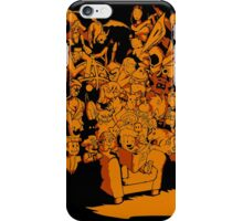 Tales of Video Games (orange) iPhone Case/Skin