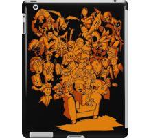 Tales of Video Games (orange) iPad Case/Skin