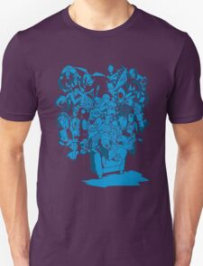 Tales of Video Games (blue) Unisex T-Shirt