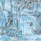 Elizabeth Bay Grotto by John Douglas