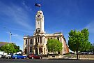 Stawell Town Hall by Darren Stones