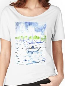 Ebb Tide Women's Relaxed Fit T-Shirt