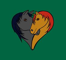 For the love of Horses T-Shirt