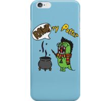 Rawr-ry Potter iPhone Case/Skin