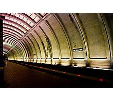 Van Ness Station, Washington DC Photographic Print