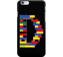D iPhone Case/Skin