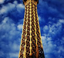 Tower by saseoche