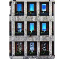 Modern Building Fine Art Print iPad Case/Skin