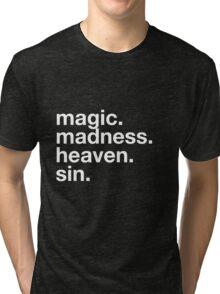 Blank Space Taylor Swift Tri-blend T-Shirt