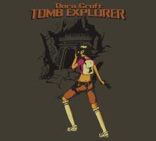 The Tomb Explorer by Kravache