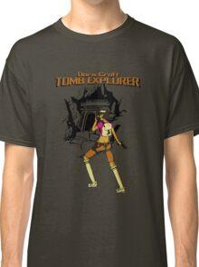 The Tomb Explorer Classic T-Shirt