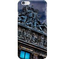 Paris Louvre Museum Fine Art Print iPhone Case/Skin