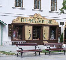 OLD SHOP  by Rada