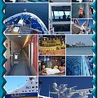 Our Pacific Sun Experience   Collage by glennmp